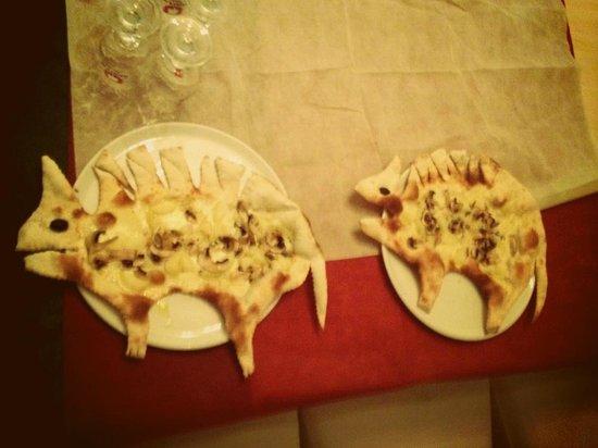 Passaparola: pizze per bambini ;)