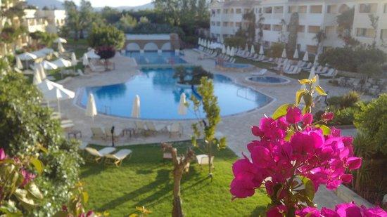 Bitzaro Grande Hotel: lovely view from room