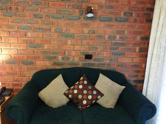 Australian Settlers Motor Inn: Queen Room