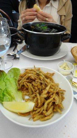 La Gogaille : Fritures et Moules