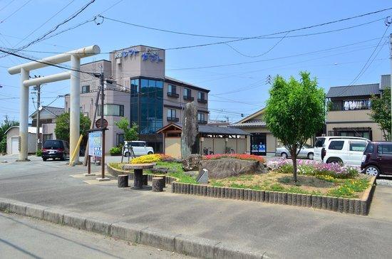Meotoiwa Front Approach