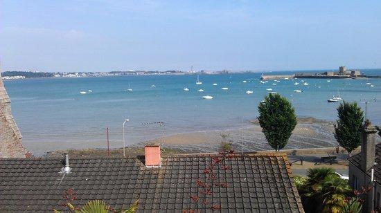 The Panorama: St Aubin's bay