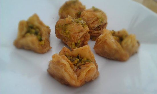 Northam Beach Cafe : Syrian Dessert