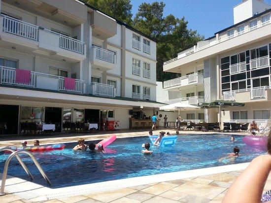 Viking Apart Hotel : Pool