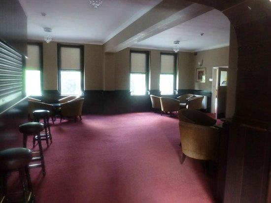 โรงแรมรอสมอร์: Lounge area