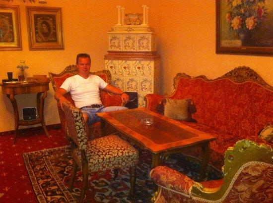 Villa Excelsior Hotel & Kurhaus: Interiör
