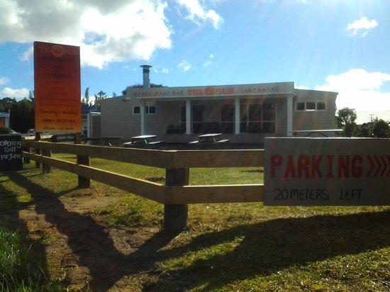 Kaitaia, New Zealand: The Hub Houhora
