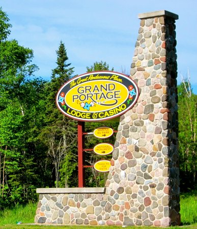 Grand Portage Lodge and Casino: Grand Portage Lodge & Casino