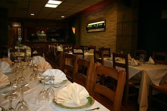 Casa Morlans: Restaurante zona carta