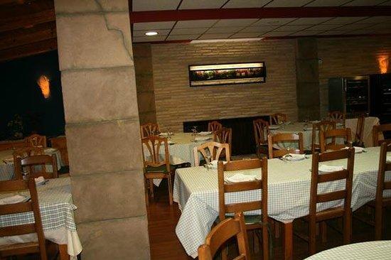 Casa Morlans: Restaurante zona menu