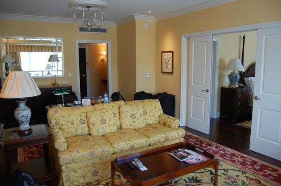 Four Seasons Hotel Westlake Village: Superior One-Bedroom Suite
