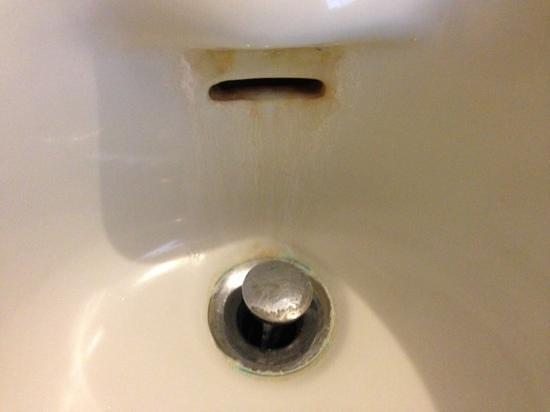 Siracusa Hotel: Condizioni igieniche dei sanitari