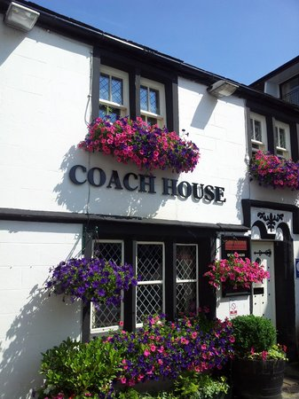 The Coach House: Amazing weekend !