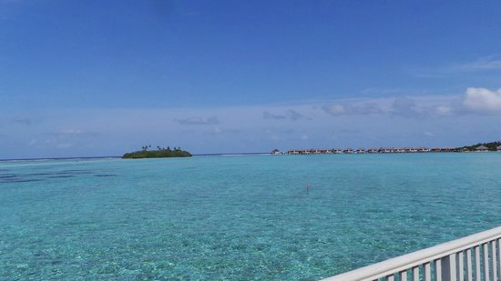 Cinnamon Dhonveli Maldives: Room view