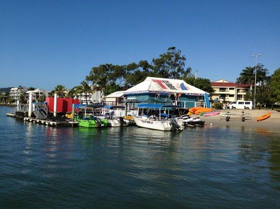 T Boat Hire