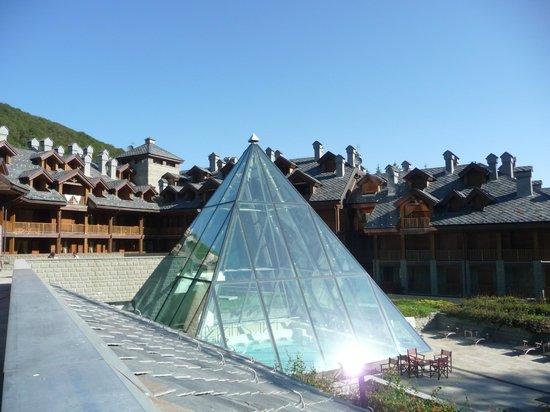 Val di Luce SPA Resort: la struttura