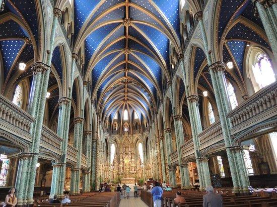 Residence & Conference Centre - Ottawa: Notre Dame Basilika  Ottawa