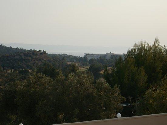 Kelyfos Bungalows & Suites: Panorama