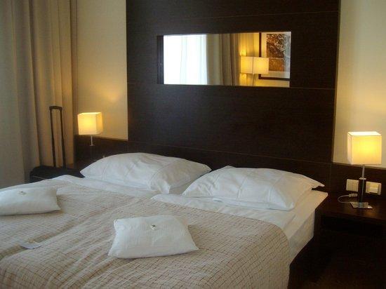 Clarion Hotel Prague City: Hab
