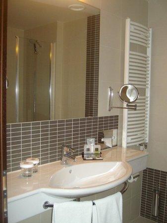 Clarion Hotel Prague City: Baño