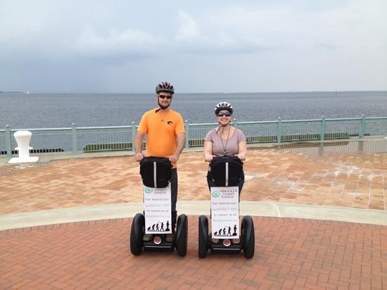 Emerald Coast Tours: Wayne and Elizabeth