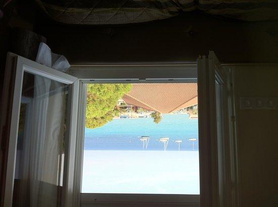 Hotel Splendid : Vista dalla finestra della nostra camera