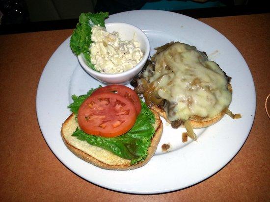 Speakeasy Bar: Prime Rib Sandwich