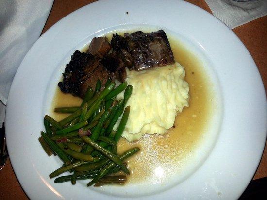 Speakeasy Bar: Braised Beef