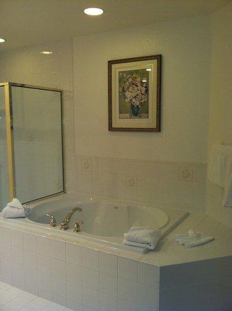 Arrowhead Village Condominiums: master bath