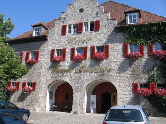 Hotel Weingut Meintzinger: Hotel