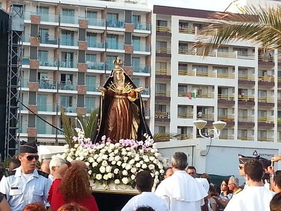 Festa da Nossa Senhora das Dores em Monte Gordo