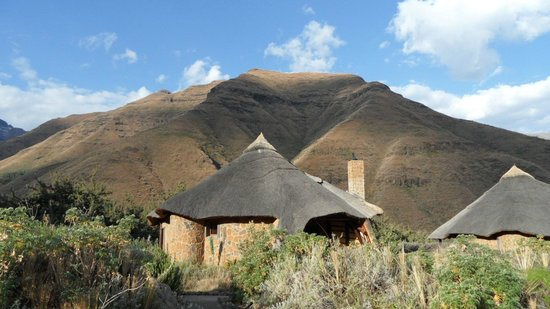 Maliba Mountain Lodge: The rooms