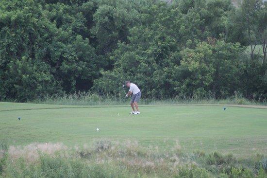 Nags Head Golf Links: Hole 12