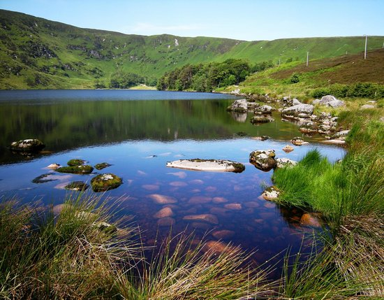 Ierland: Wicklow's National Park