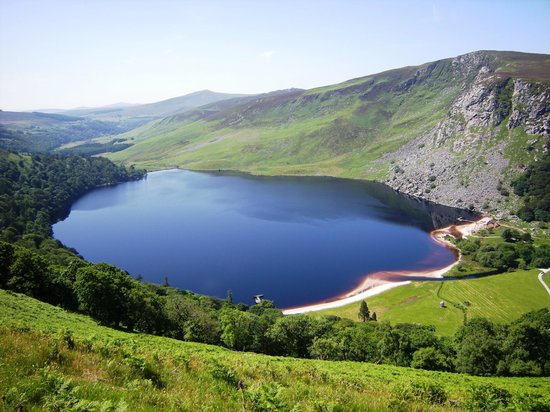 Irlanda: Wicklow's National Park