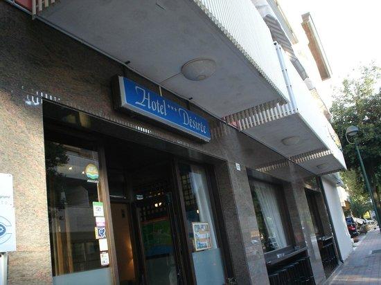 Hotel Desiree : Ingresso Hotel