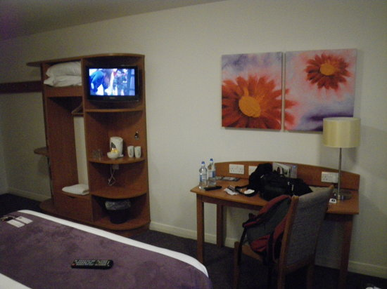 Premier Inn Fort William Hotel : Good clean and quiet