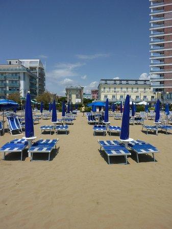 Albergo Gaby: Strand
