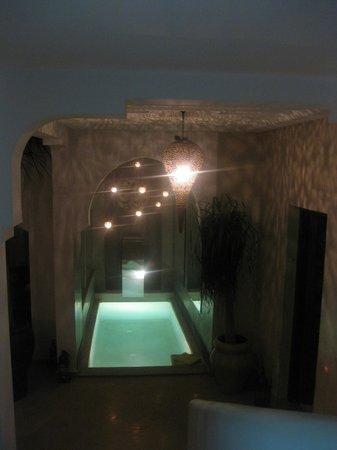 Riad Chayma: pool