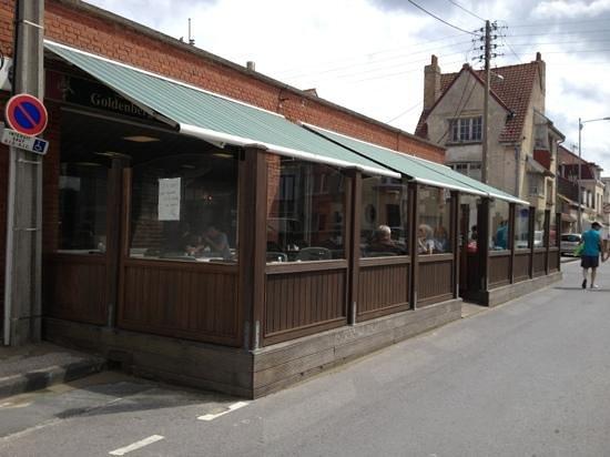 Bray-Dunes, Frankreich: là ou il faut aller manger de bonnes moules-frites de toute urgence!!!