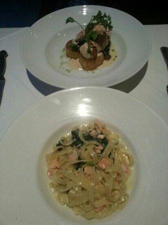 Le Classico: Chicken and pasta
