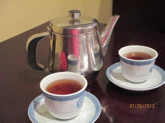 Fugaky: Hot Tea