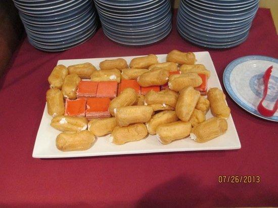 Fugaky: Free Dessert