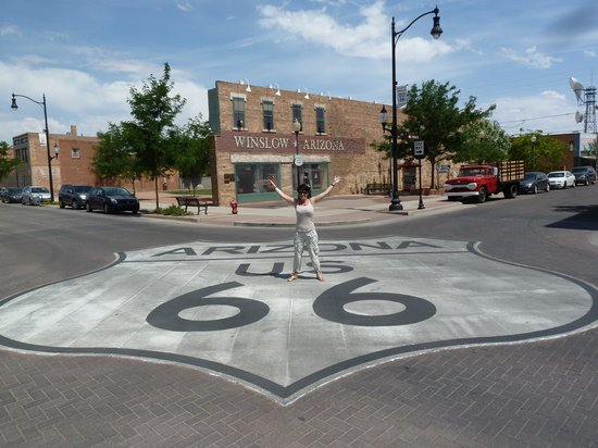 Route 66: Winslow