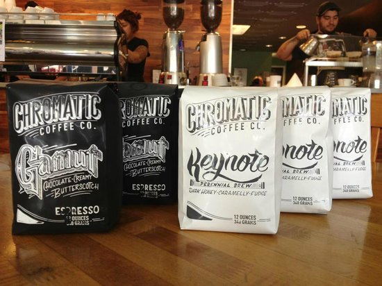 Photo of Cafe Chromatic Coffee at 5237 Stevens Creek Blvd, Santa Clara, CA 95051, United States