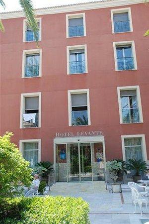 Balneario de Archena - Hotel Levante: Hotel Levante balneario Archena