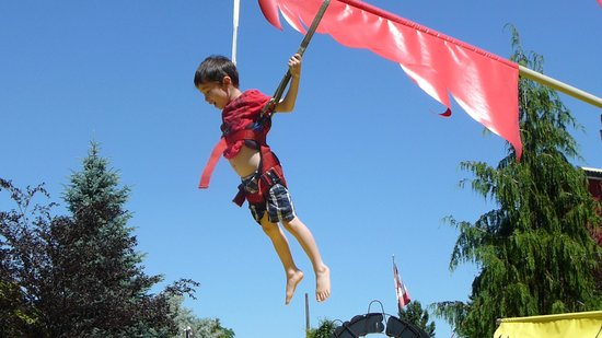 LocoLanding: Flying High