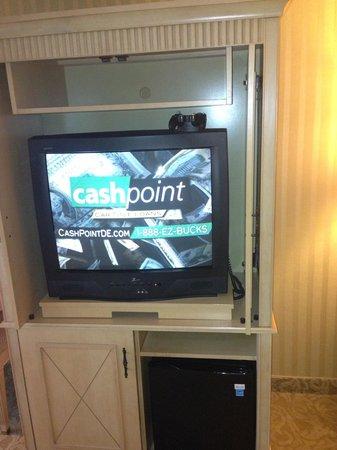 trump plaza casino old tv - Flat Panel Cafe 2015