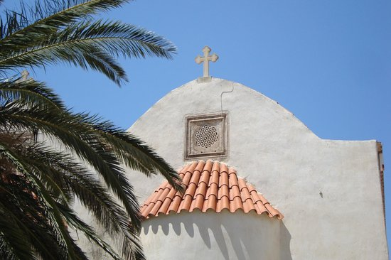 Enjoy Crete: At Crete are many churches and monasteries