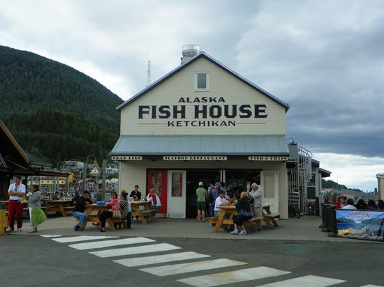 Alaska Fish House, Ketchikan, AK